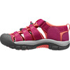 Keen Youth Newport H2 Shoes Very Berry/Fusion Coral